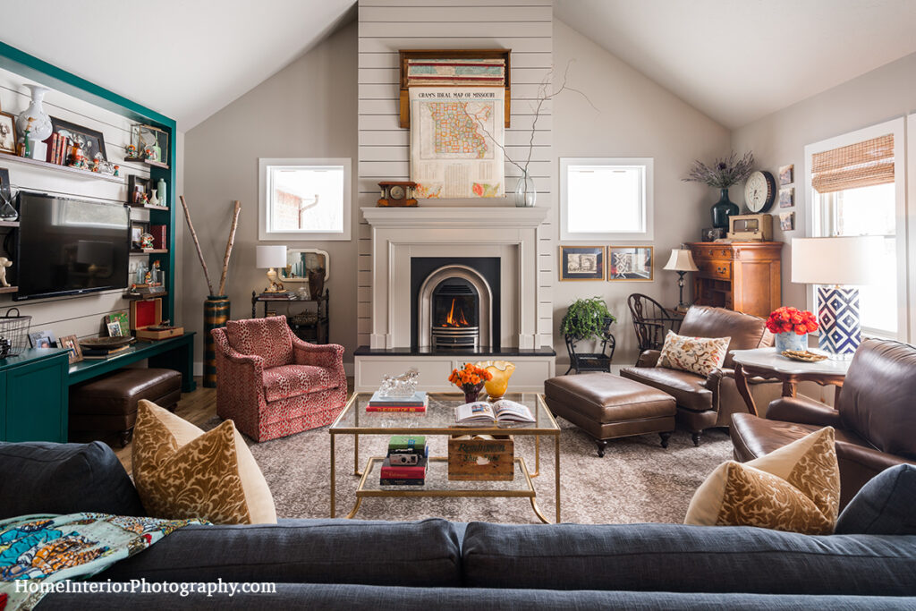 Country House Living Room - Nathan Taylor - design interior photography