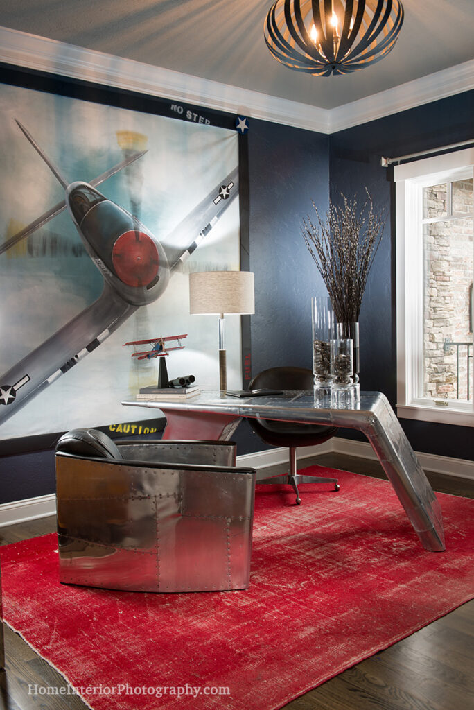 Aviator Office - Nathan Taylor - design interior photography